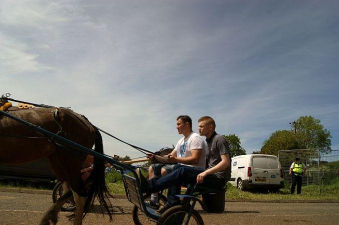 06/06/14 APPLEBY HORSE FAIR.