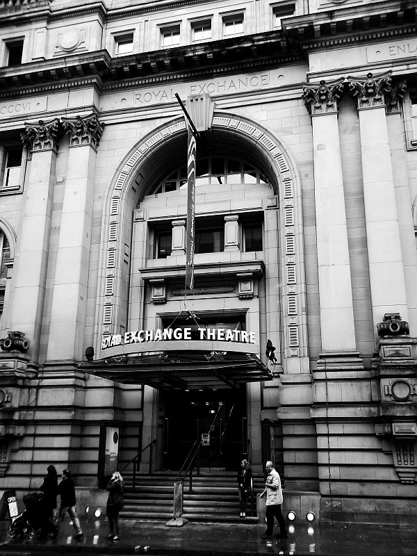 30-09-12 MANCHESTER. Royal Exchange Theatre