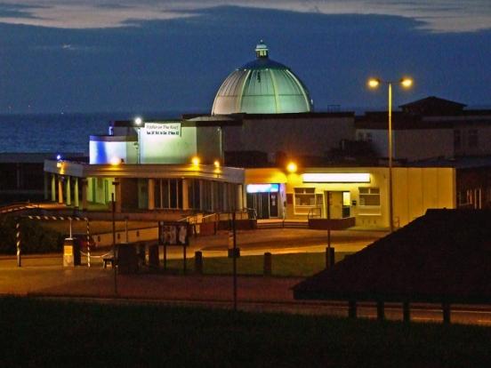 Fleetwood, Marine Hall