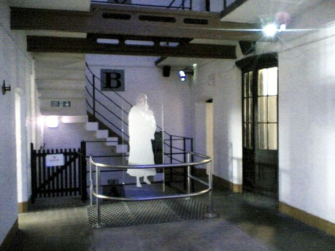 Lincoln Gaol ghost