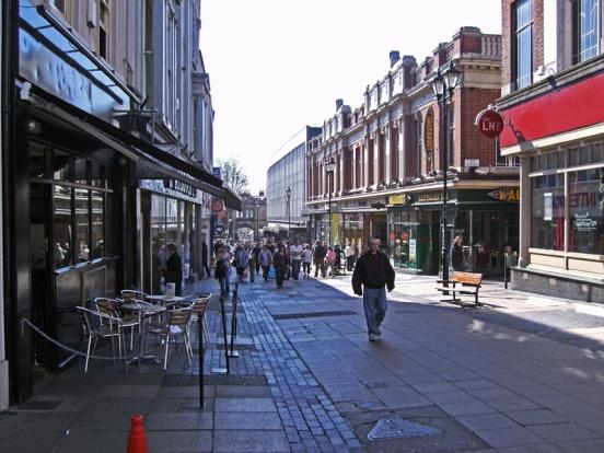 Lincoln High Street
