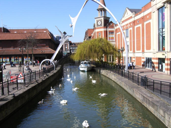 Lincoln River Witham