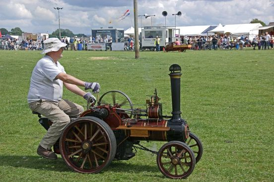 03/06/17  HESKIN STEAM FAIR.