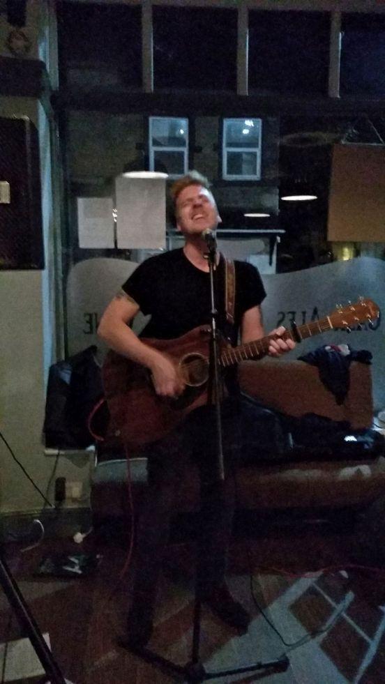 05/10/18 CHORLEY LIVE '18. Sherpards Hall Ale House. Yoz Hindley