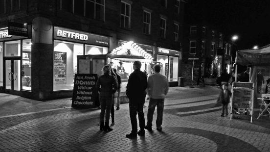 06/10/18 CHORLEY LIVE.  Fazakerley Street Doughnuts.