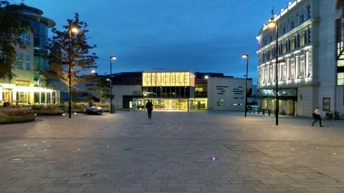 03/11/18  SHEFFIELD. Tudor Square.