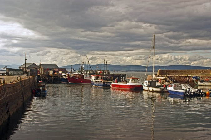 CROMARTY. The Harbour.