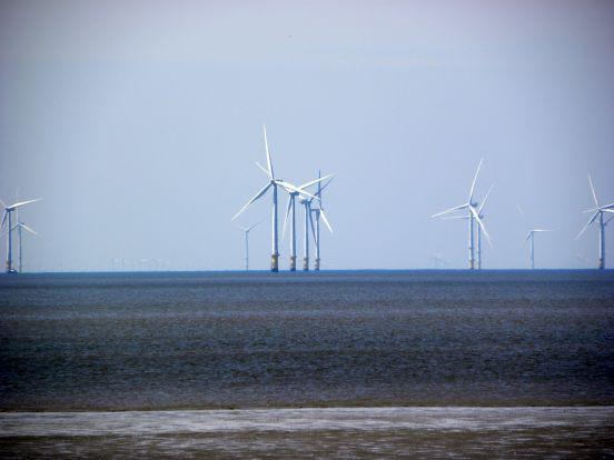 16/05/19  LIVERPOOL.  Crosby. Offshore Windfarm.jpg