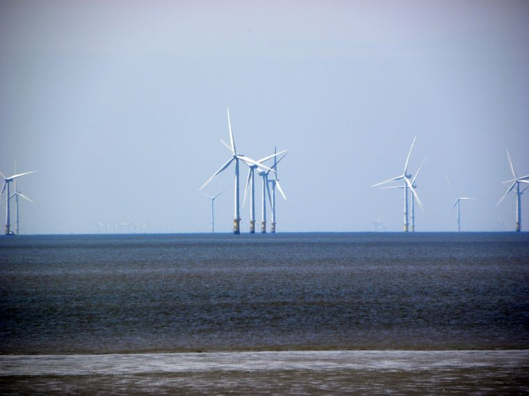 16/05/19  LIVERPOOL.  Crosby. Offshore Windfarm.jpg