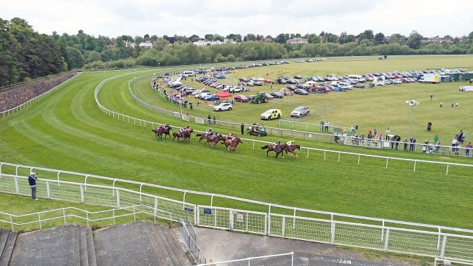 25/05/19  CHESTER. The Rodee Racecourse. Runners & Riders.