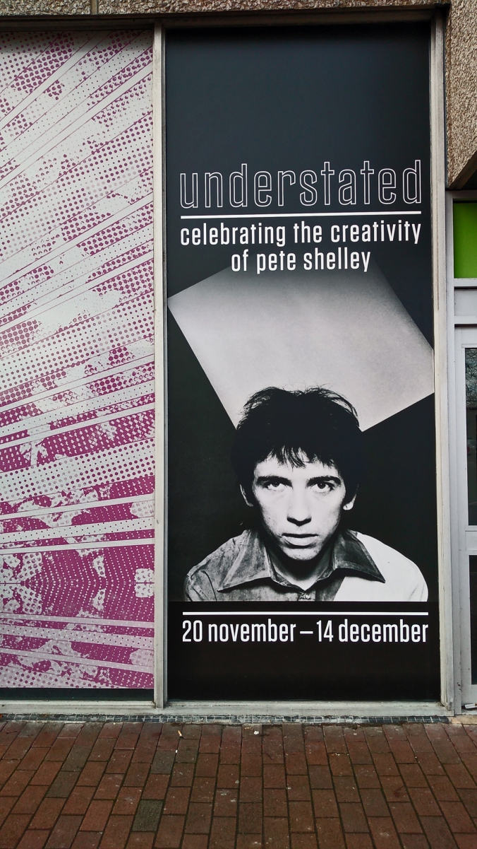 LEIGH. The Turnpike. Pete Shelley Poster.