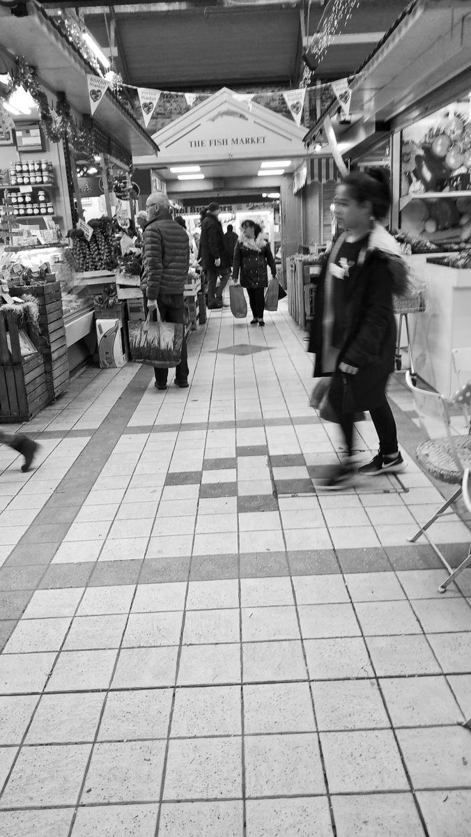 24/12/19  BOLTON. Fish Market.