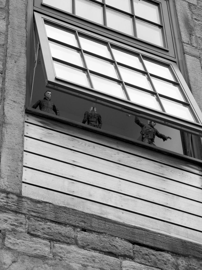 010810 BOLTON Faces at the window