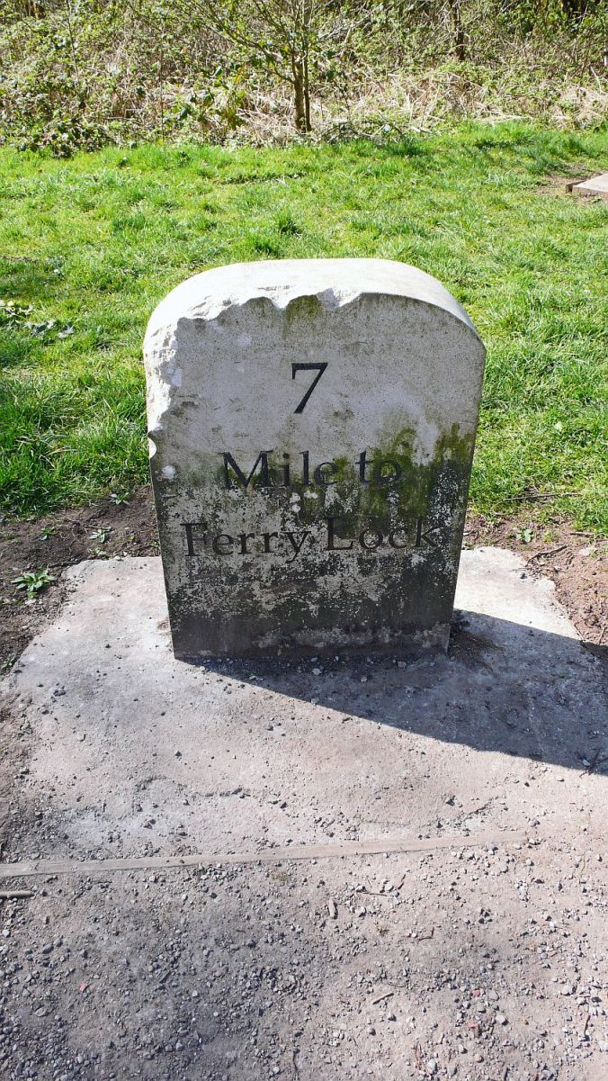 08/04/20 EARLESTOWN. Sankey Valley Park. Milestone.