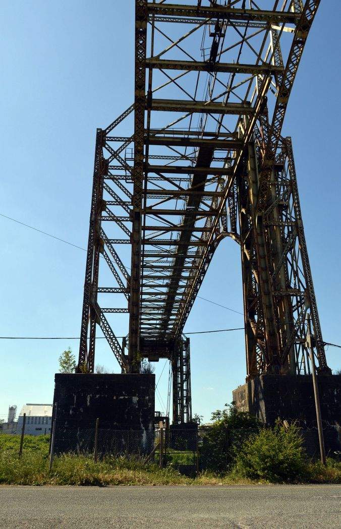 30-05-20   WARRINGTON. Crosfield Transporter Bridge.